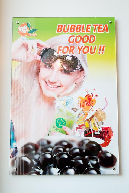 BUBBLE TEA GOOD FOR YOU!!