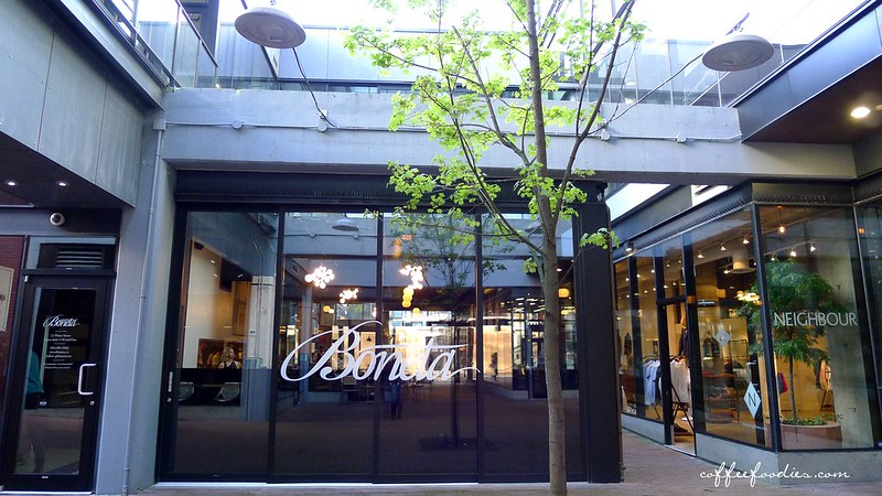 Boneta french restaurant vancouver gastown nomss