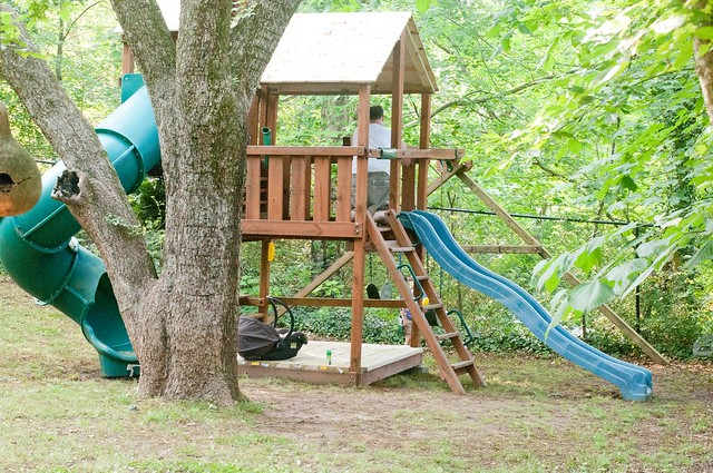 Playset, After