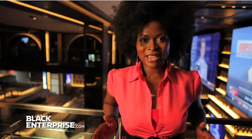 Abiola Abrams - Black Enterprise TV