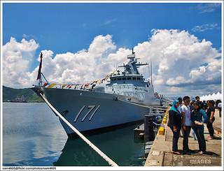 Hari Terbuka Armada TLDM Sepanggar - Kota Kinabalu