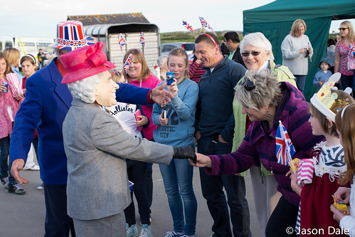 Meeting Her Pennard Subjects