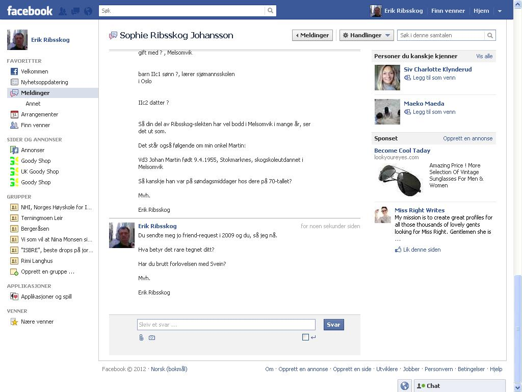 mer om friend request i 2009