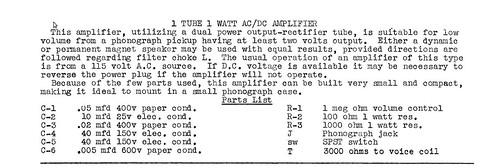 My First Tube Amp Check My Work Audiokarma Home Audio