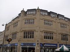 Caffe Nero and Cheltenham & Gloucester - 17 High Street, Yeovil