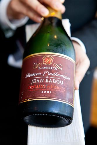 Jean Babou Crémant de Limoux, Réserve L'Authentique NV