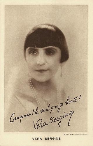 Vera Sergine