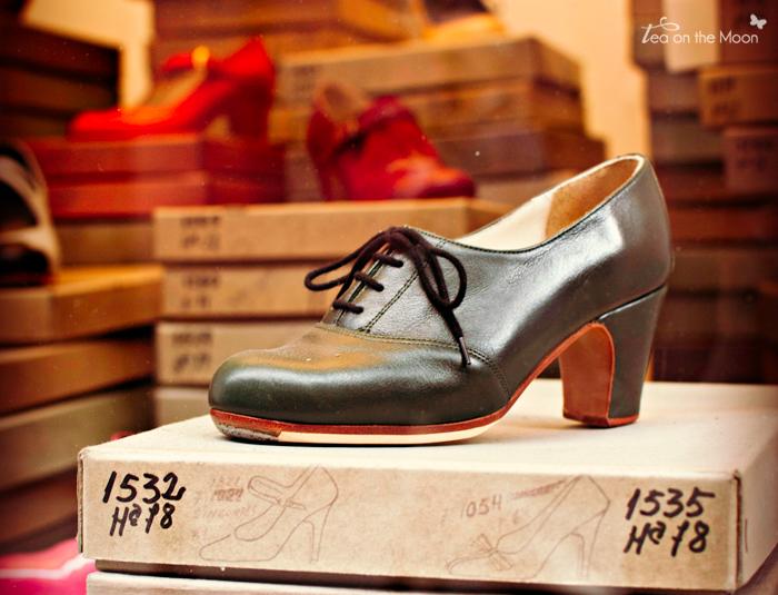 zapatos urbano