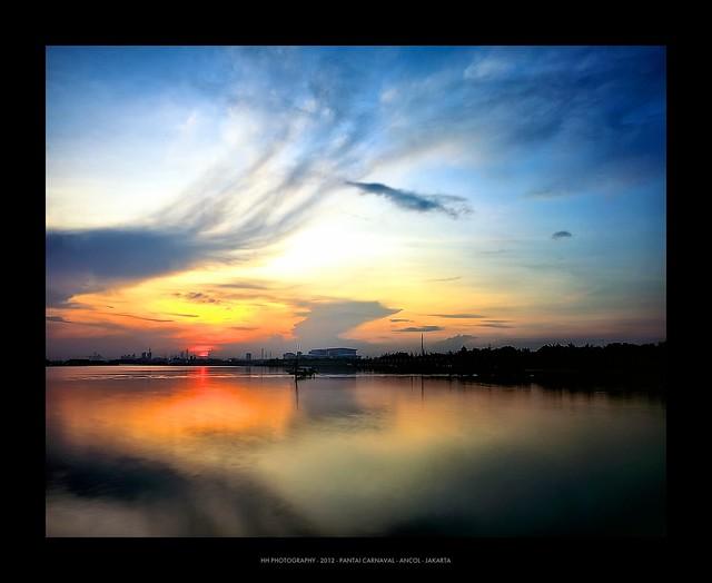Jakarta's Sunrise