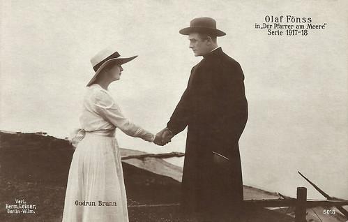 Olaf Fönss in Der Pfarrer am Meere