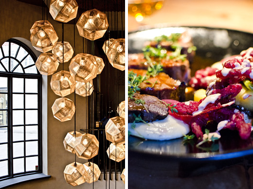 Iceland – Grillmarkaðurinn restaurant in Reykjavik