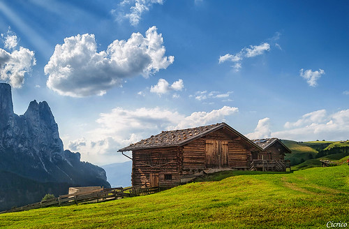 Alpe di Siusi, Seiser Alm - Castelrotto, Kastelruth by cicrico