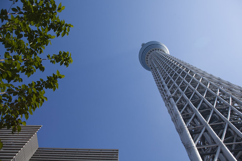 TOKYO SKY TREE #1