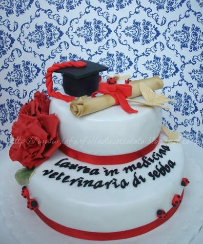 Torta Laurea Sebba