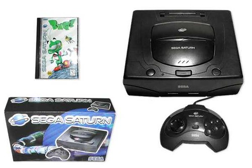 Sega's Saturn Surprise Launch