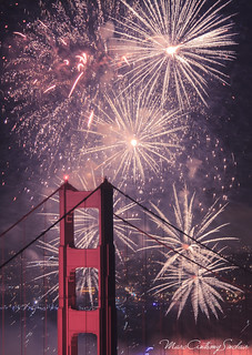 Golden Gate 75th Birthday