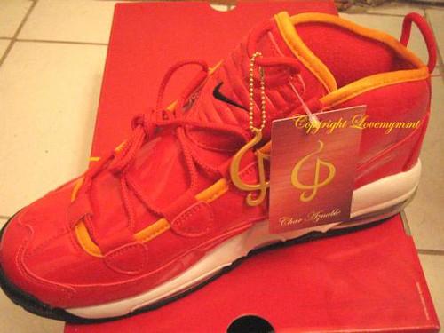 c3ecdebcf720 Nike Air Max Tempo – Char Aznable – Gundam Shoes (6)