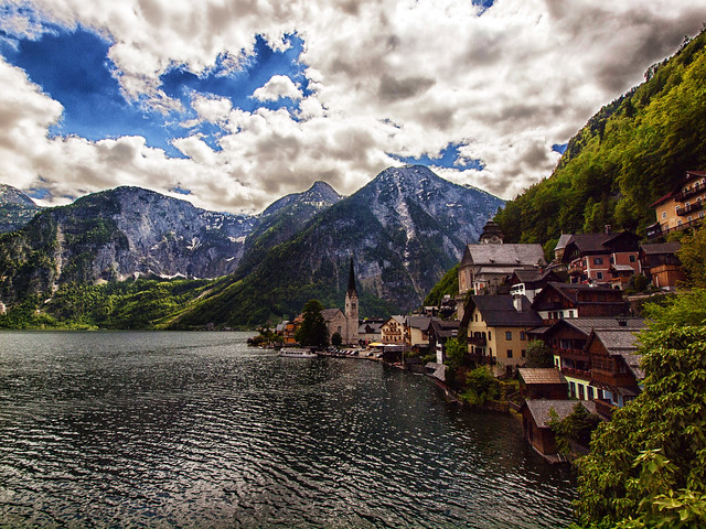 Romantic things to do in Austria