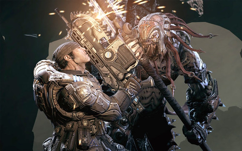 New Gears of War Game Announced by Game Informer, More Details at E3
