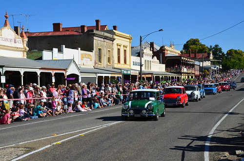 Beechworth Golden Horshoe Festival 52