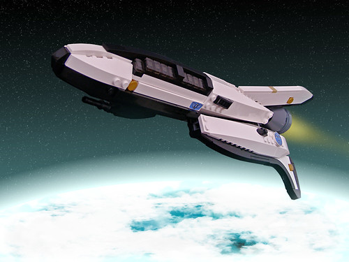 NASA Andromeda Fighter