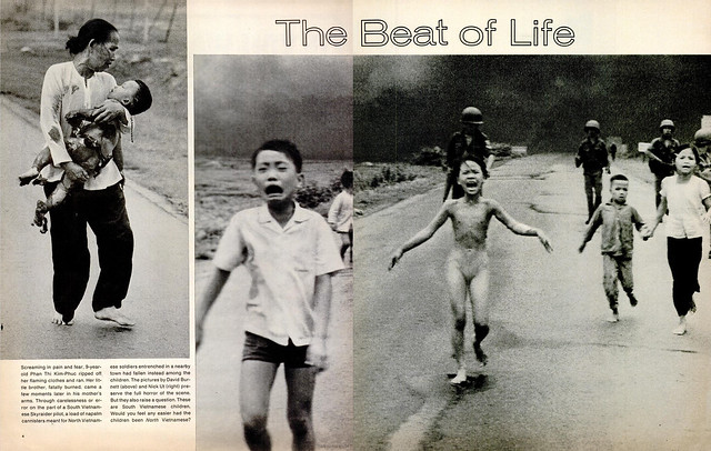 LIFE Magazine June 23, 1972 - The Beat of Life