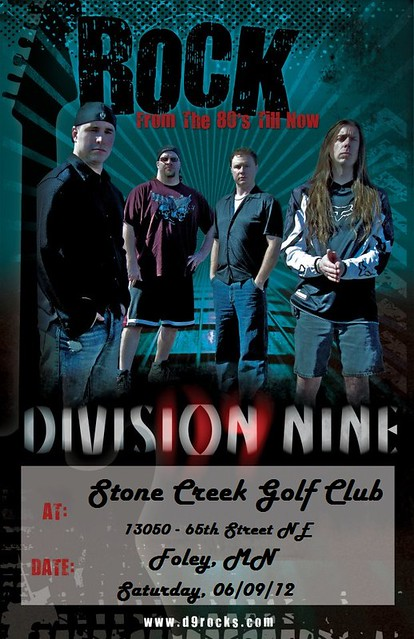 Division Nine @ Stone Creek Golf Club, Foley, MN