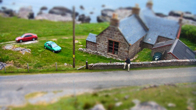 A model of the Old Schoolhouse?