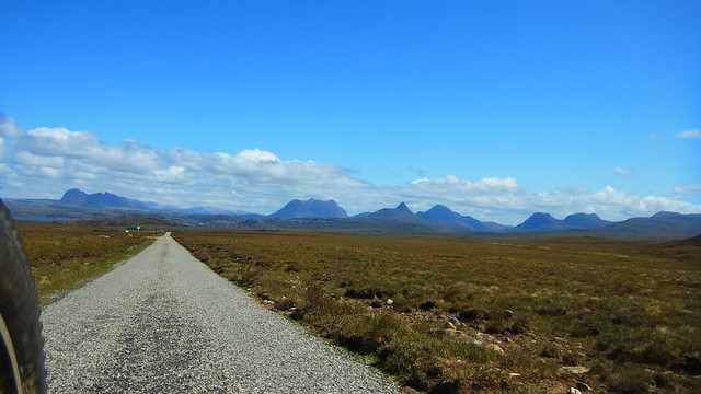 Coigach views.