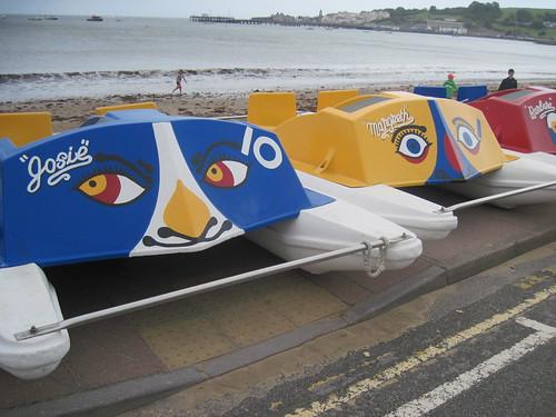 Beach Boats