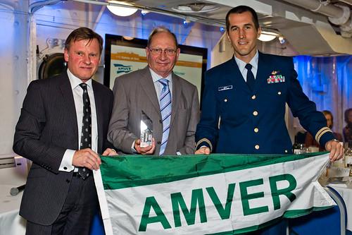 AMVER Award - Winner: Bermuda Container Line