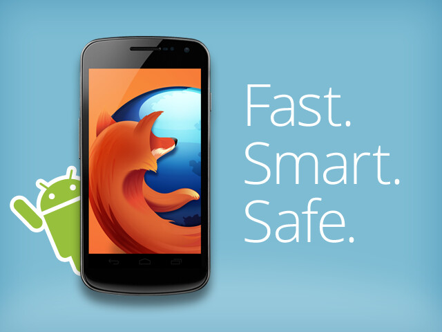 Firefox Android - Fast Smart Safe