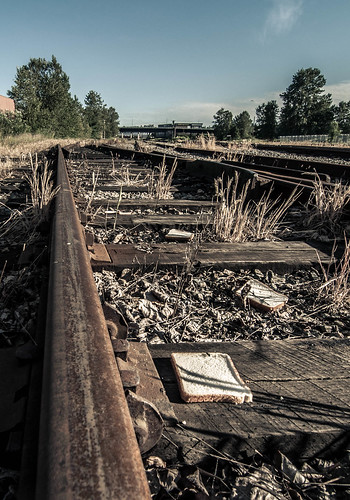 Bread on the Tracks