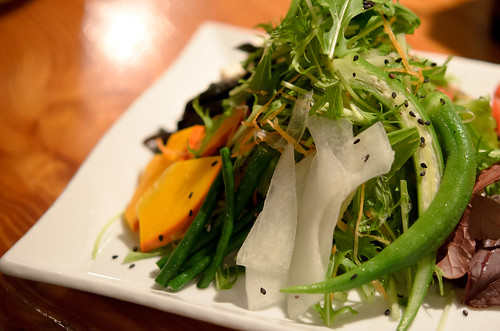 島野菜サラダ