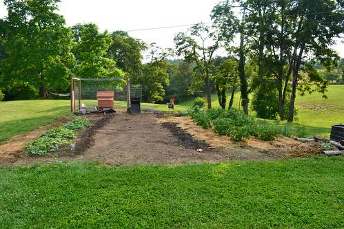 gardening by oyabakamama