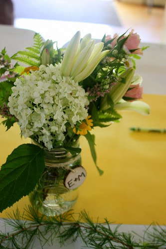 Diy wedding flowers tutorial wildflower garden flower mason jar diy wedding flowers tutorial wildflower garden flower mason jar centerpieces junglespirit Choice Image