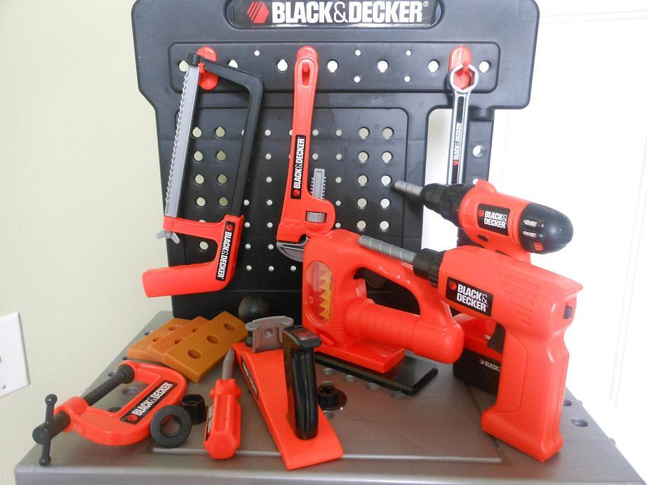 Terrific Black And Decker Kids Workbench 2 Hanna 2012 Flickr Ibusinesslaw Wood Chair Design Ideas Ibusinesslaworg