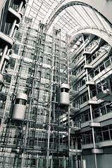Berlin - Future Industrial Metropolis - Ludwig Erhard Haus