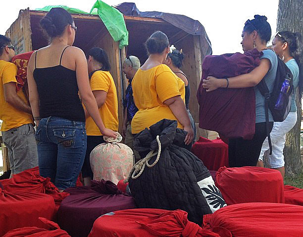 <p>University of Hawaii prepares for the Smithsonian Folklife Festival on the National Mall</p>