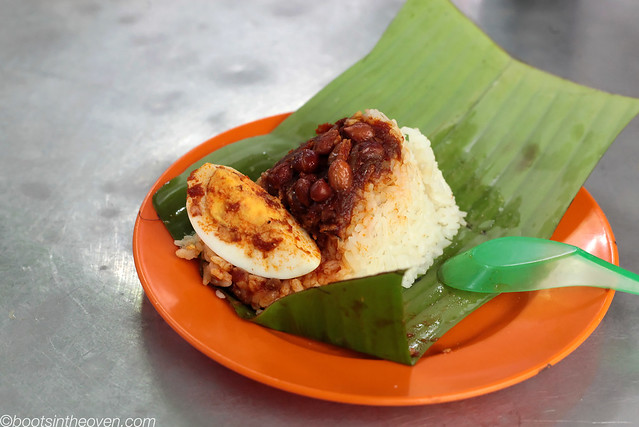 Nasi Lemak from Toh Soon