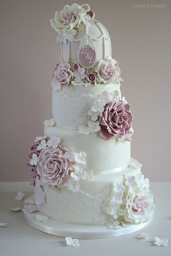 Esme's cake by Cotton and Crumbs