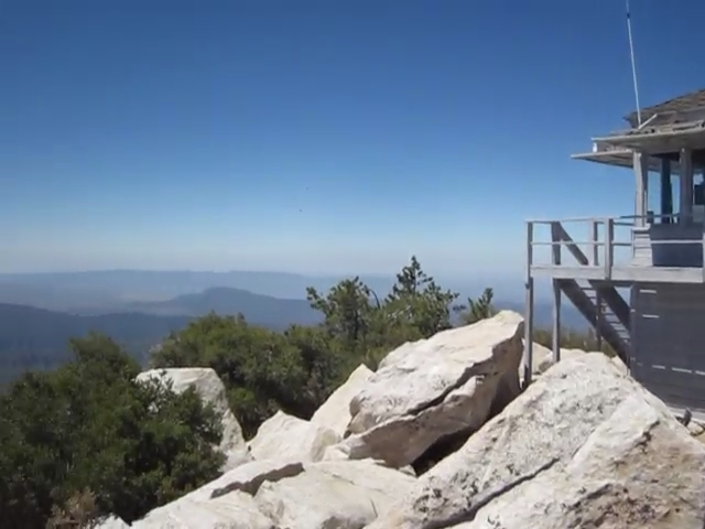 788 Panorama video of the view from Tahquitz Peak