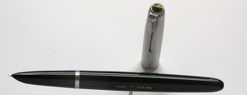 Parker 51 Mark I Black/Lustraloy