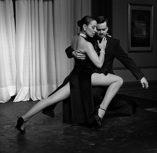 The art of tango in Buenos Aires - Argentina.