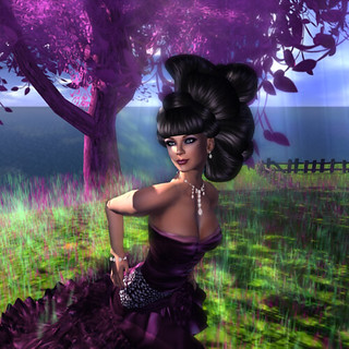 Roudoudou Hirons - Freedom 07- Hair Fair 2012 Contest