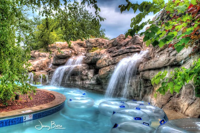 Lazy River - RiverStone Resort & Spa (Pigeon Forge, TN)