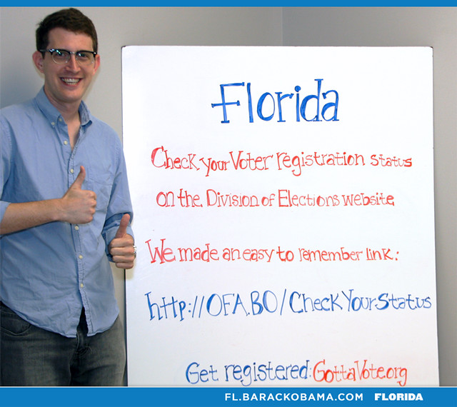 Check your Florida voter registration status