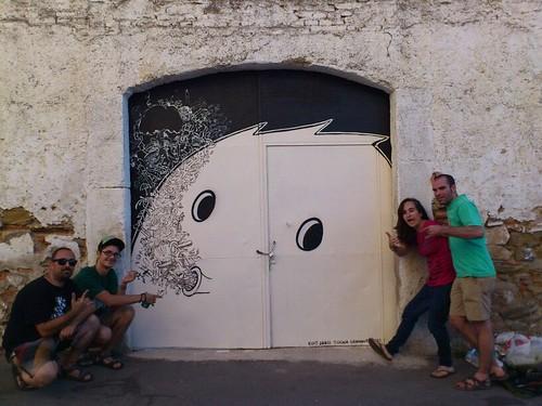 escupiendo marabunta by gemma_granados