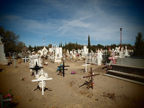 Cemetery (San Pedro Piedra Gorda)