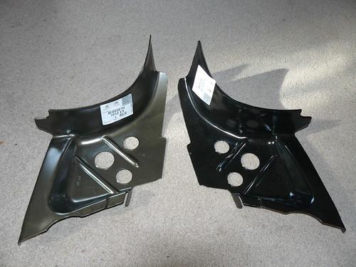 Chassis Rail Repair Panels